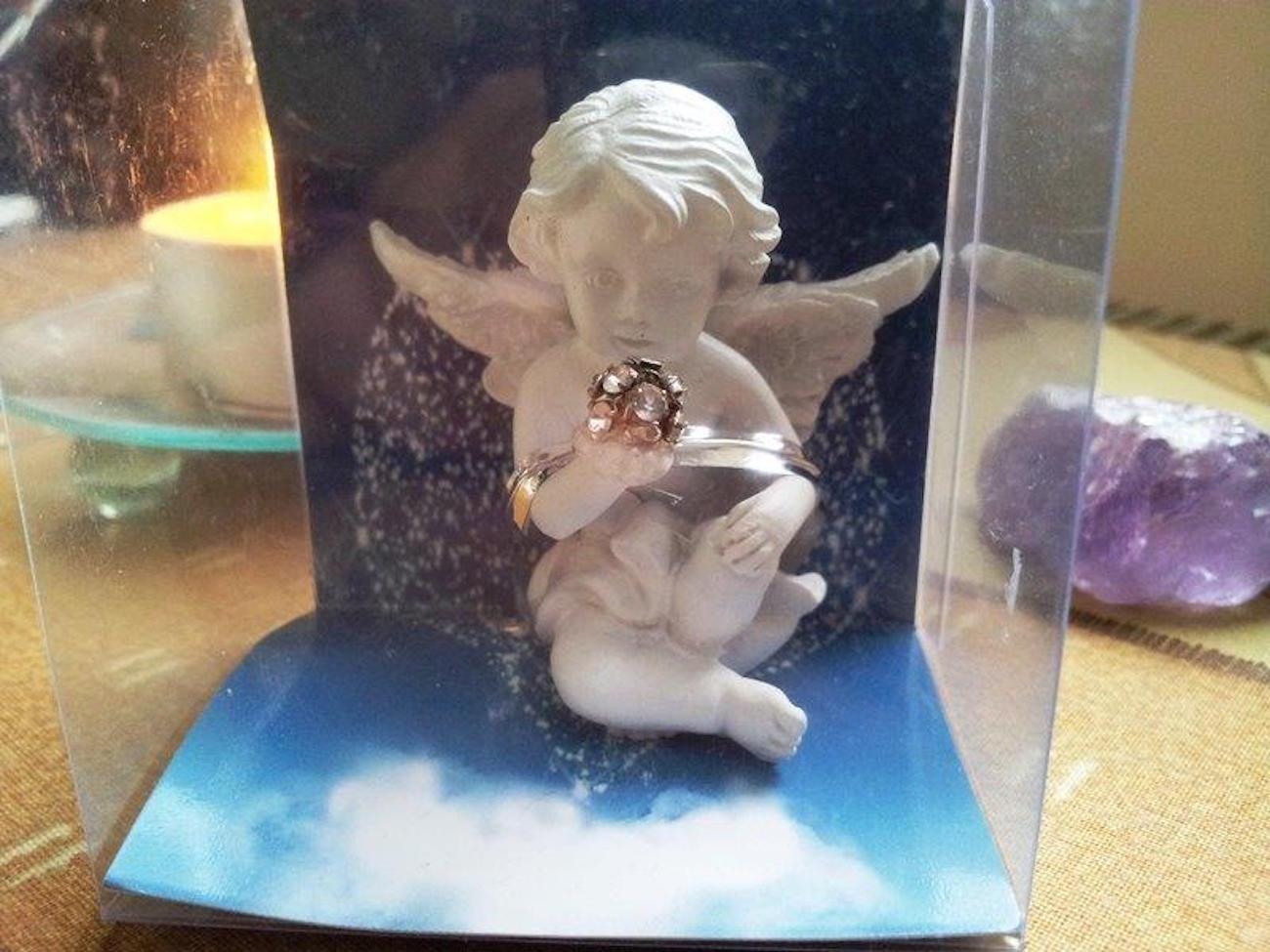 Povezovanje in komuniciranje z angeli