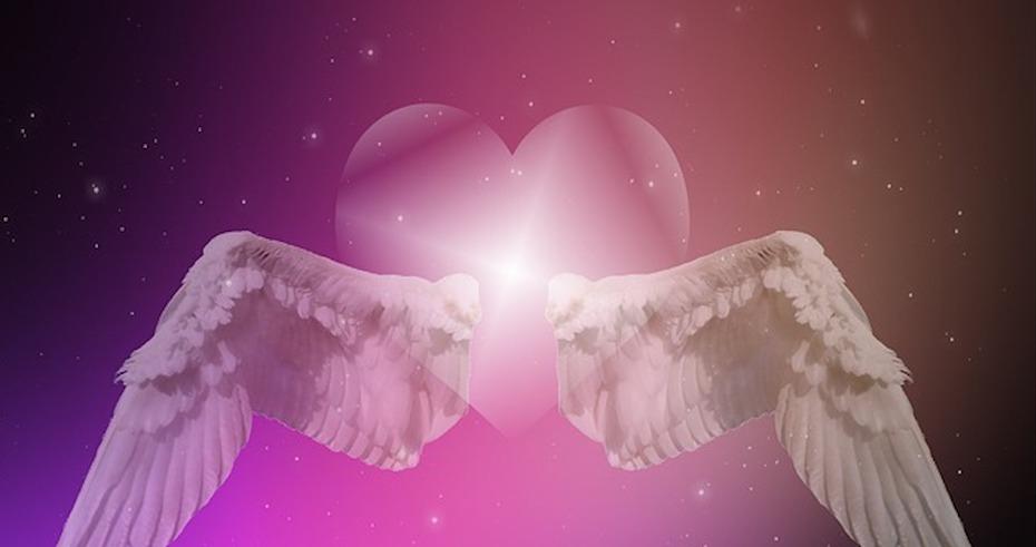 Skupaj z angeli - bitja svetlobe, topline in ljubezni